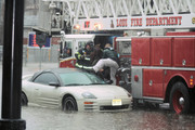 Maple Shade,  NJ Torrential Rain Problems Water Tank Flood Removal
