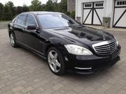 Mercedes-benz S-class V8 5.5 Litre
