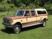Ford 1987 Ford F-350 XLT LARIAT