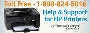 HP Wireless Printer Troubleshooting Call 1-800-824-5016