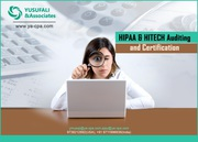HIPAA &  HITECH Auditing and Certification,  Compliance Solutions