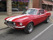 1967 Ford Mustang New Mexico